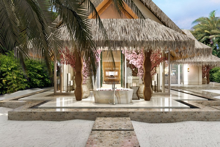 Resort Maldive Joali Beach Villa