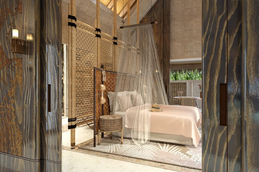 Resort Maldive Joali Luxury Beach Villa