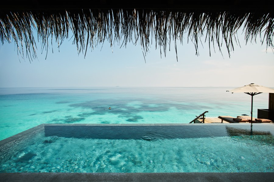 Resort Maldive Joali Water Villa with Pool