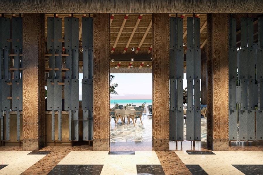 Resort Maldive Joali Ristorante Bellinis