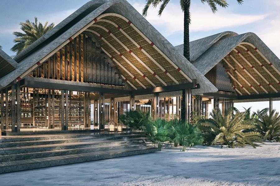 Resort Maldive Joali Ristorante Vandhoo