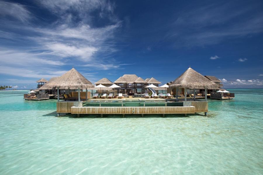 Resort Maldive Gili Lankanfushi the private reserve