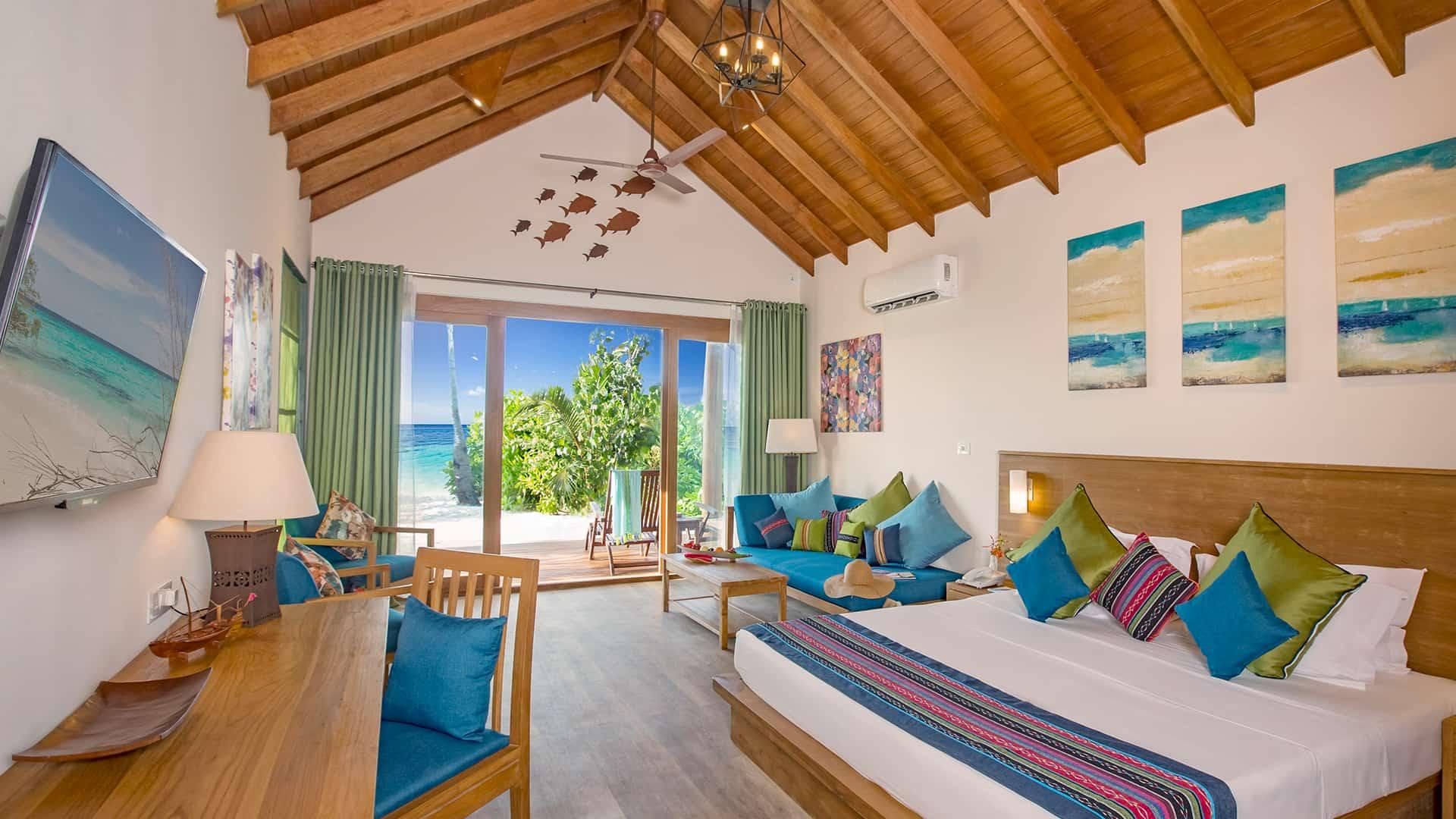 Resort Maldive Reethi Faru Water Villa