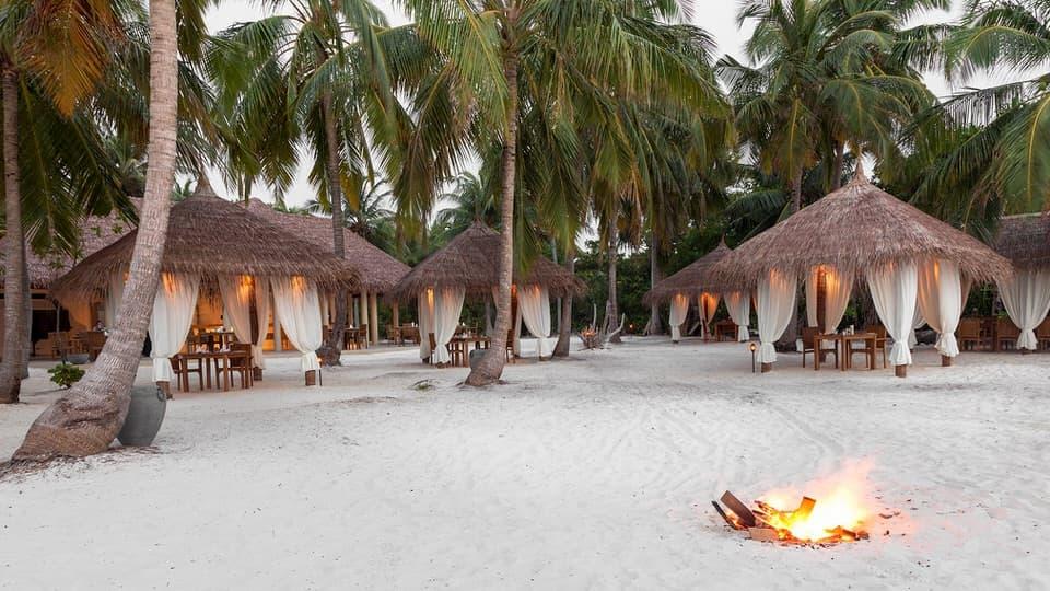 Resort Maldive Reethi Faru Reethi Grill