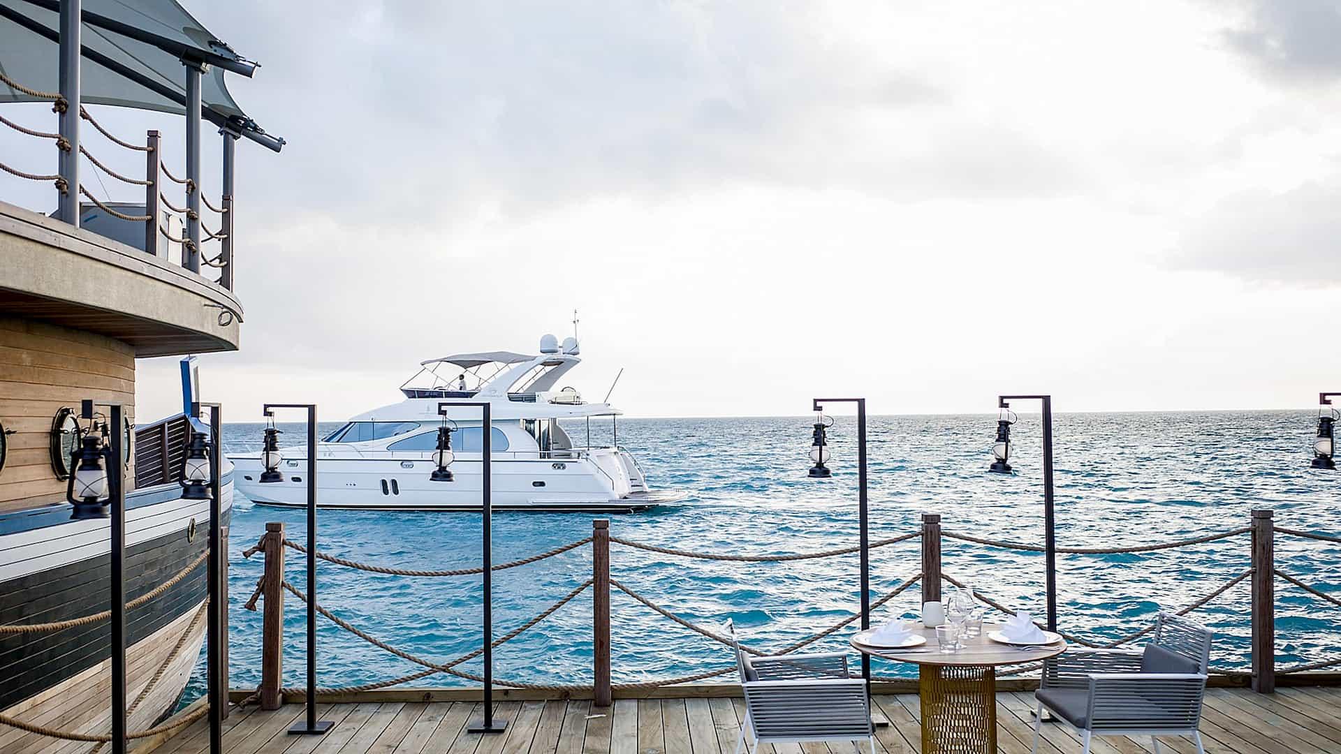 Resort Maldive Intercontinental Mamunga