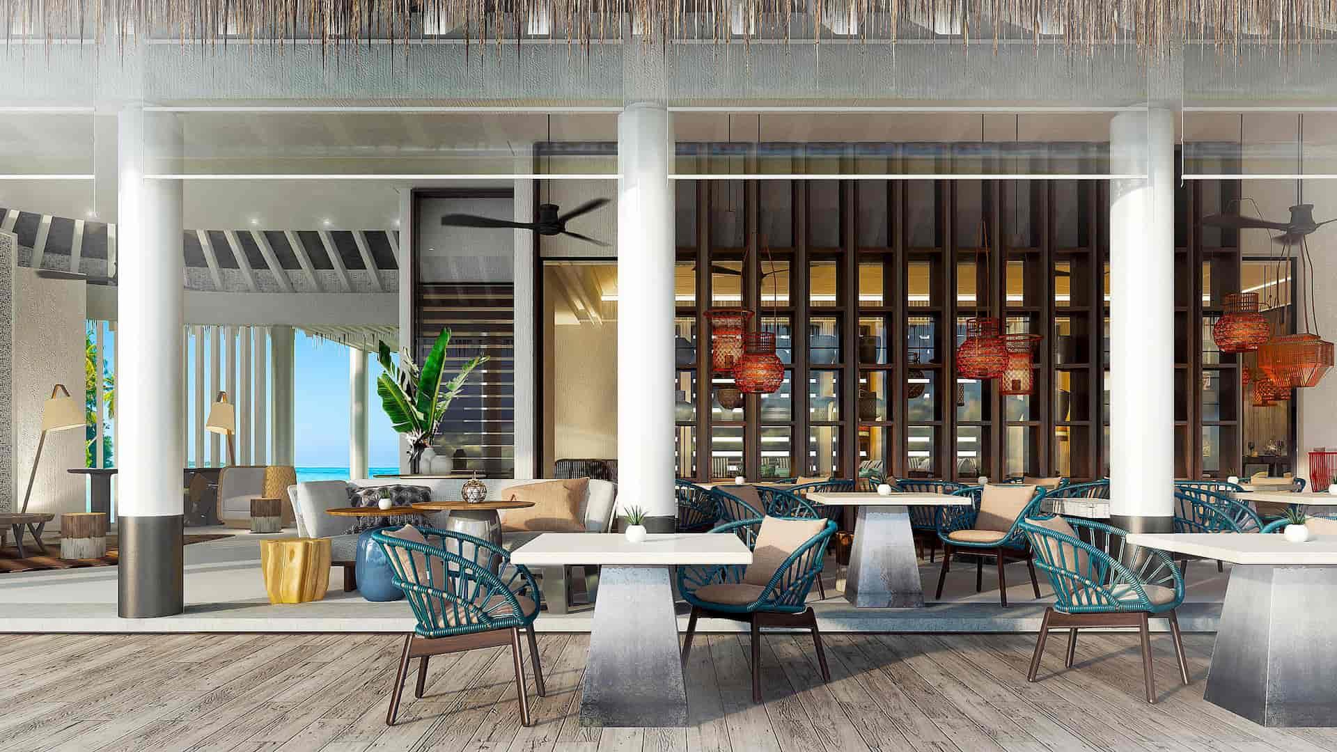 Resort Maldive Intercontinental Maamunga