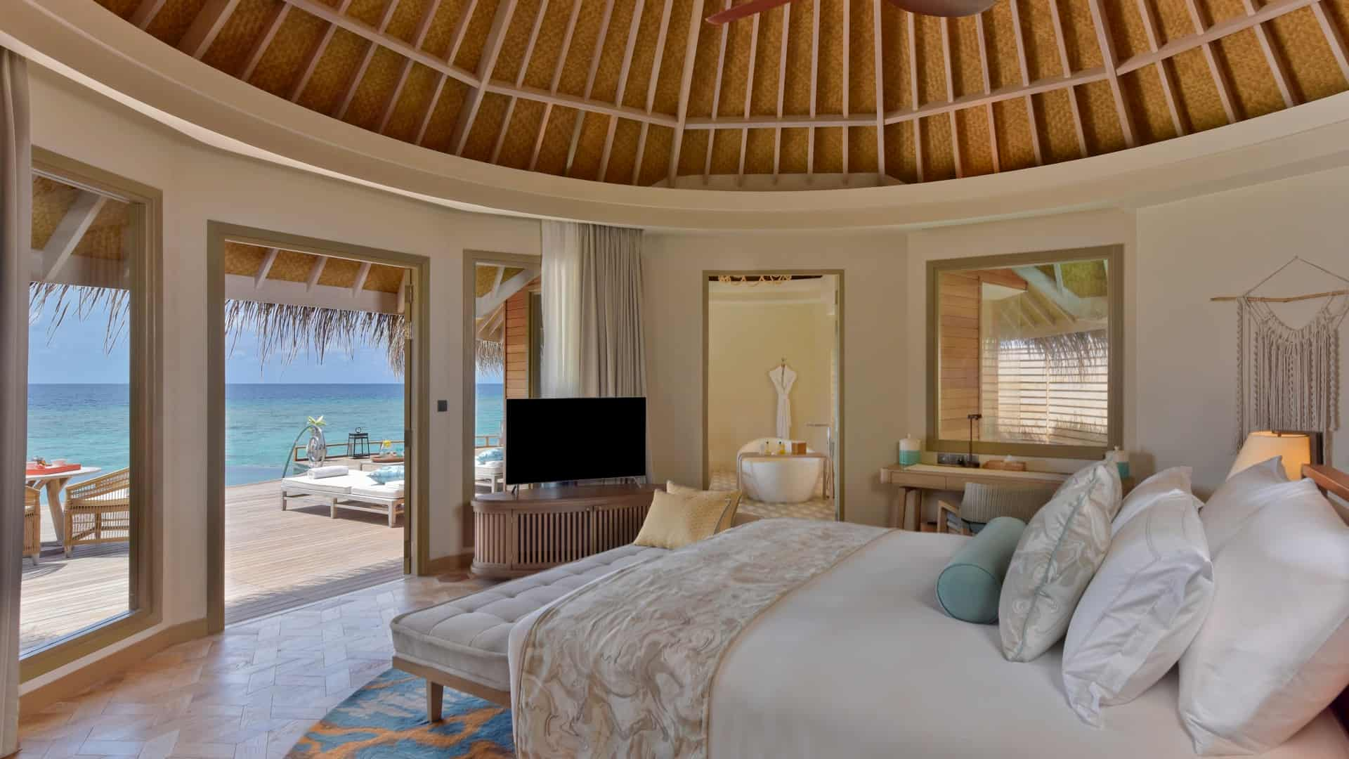 Resort Maldive The Nautilus Maldives Ocean house