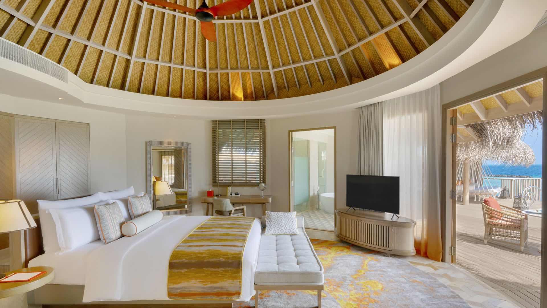 Resort Maldive The Nautilus Maldives Ocean residence