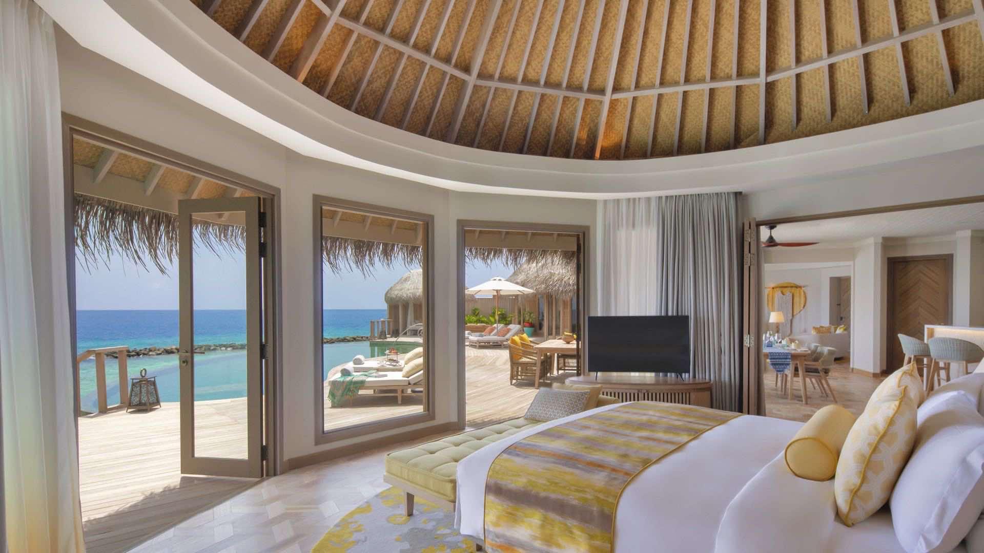 Resort Maldive The Nautilus Maldives residence