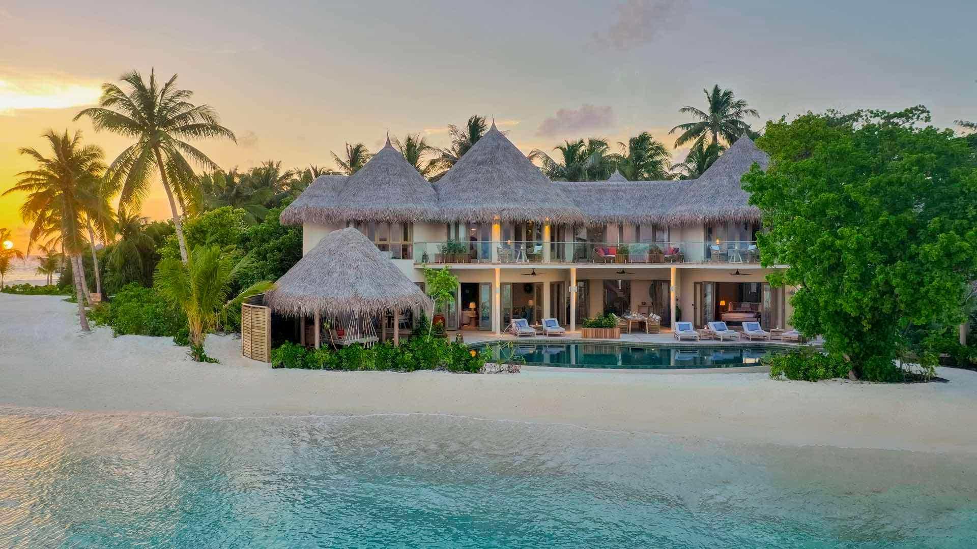 Resort Maldive The Nautilus Maldives mansion