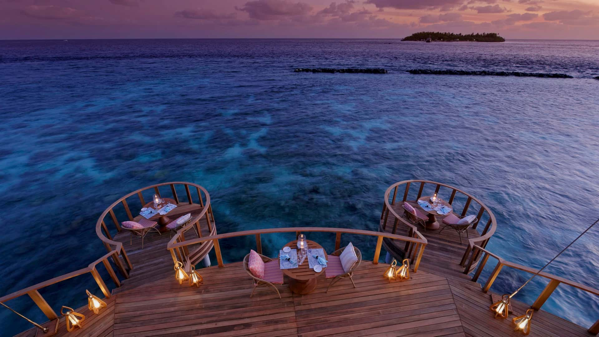 Resort Maldive The Nautilus Maldives