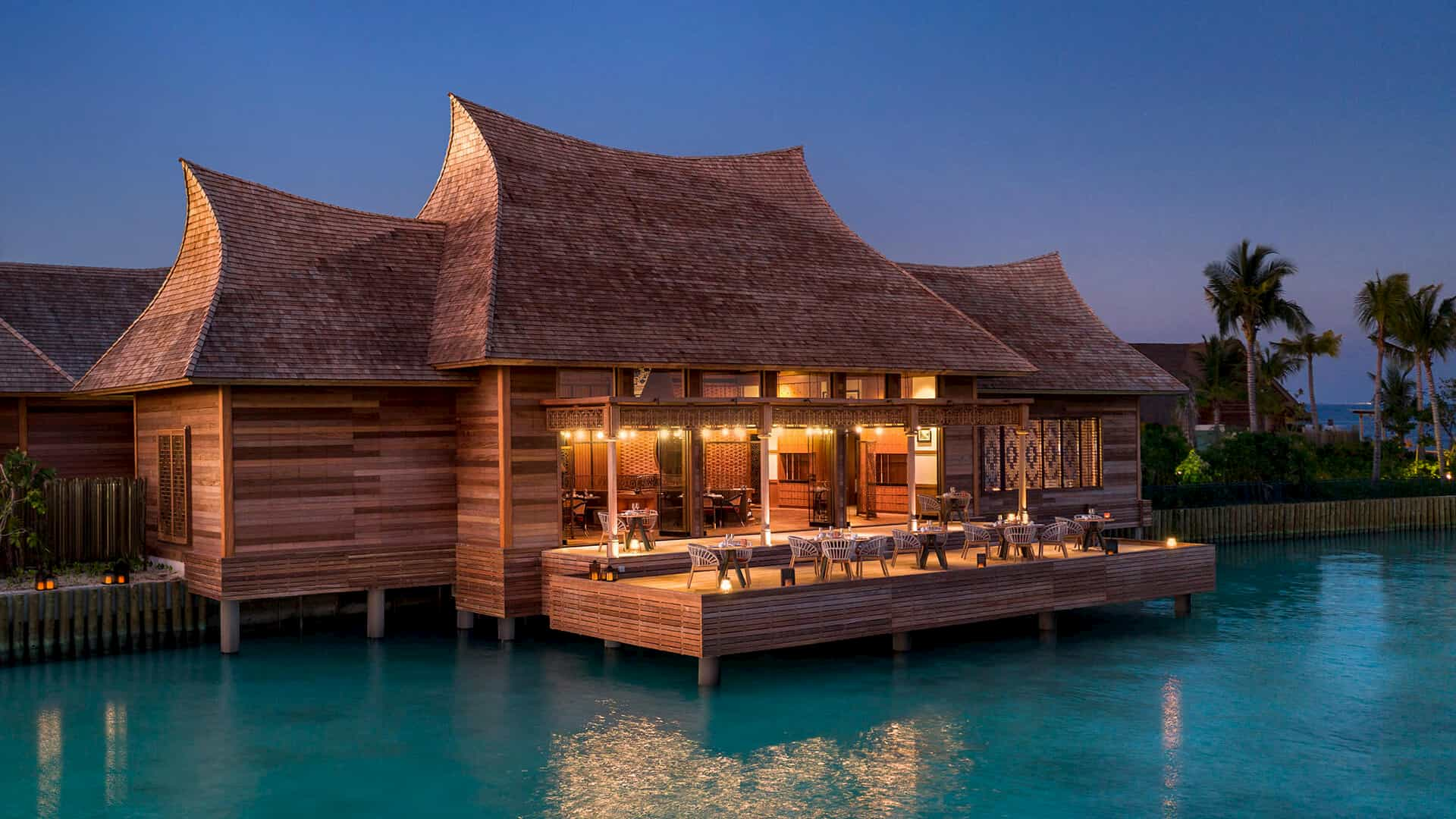 Resort Maldive Waldorf Astoria