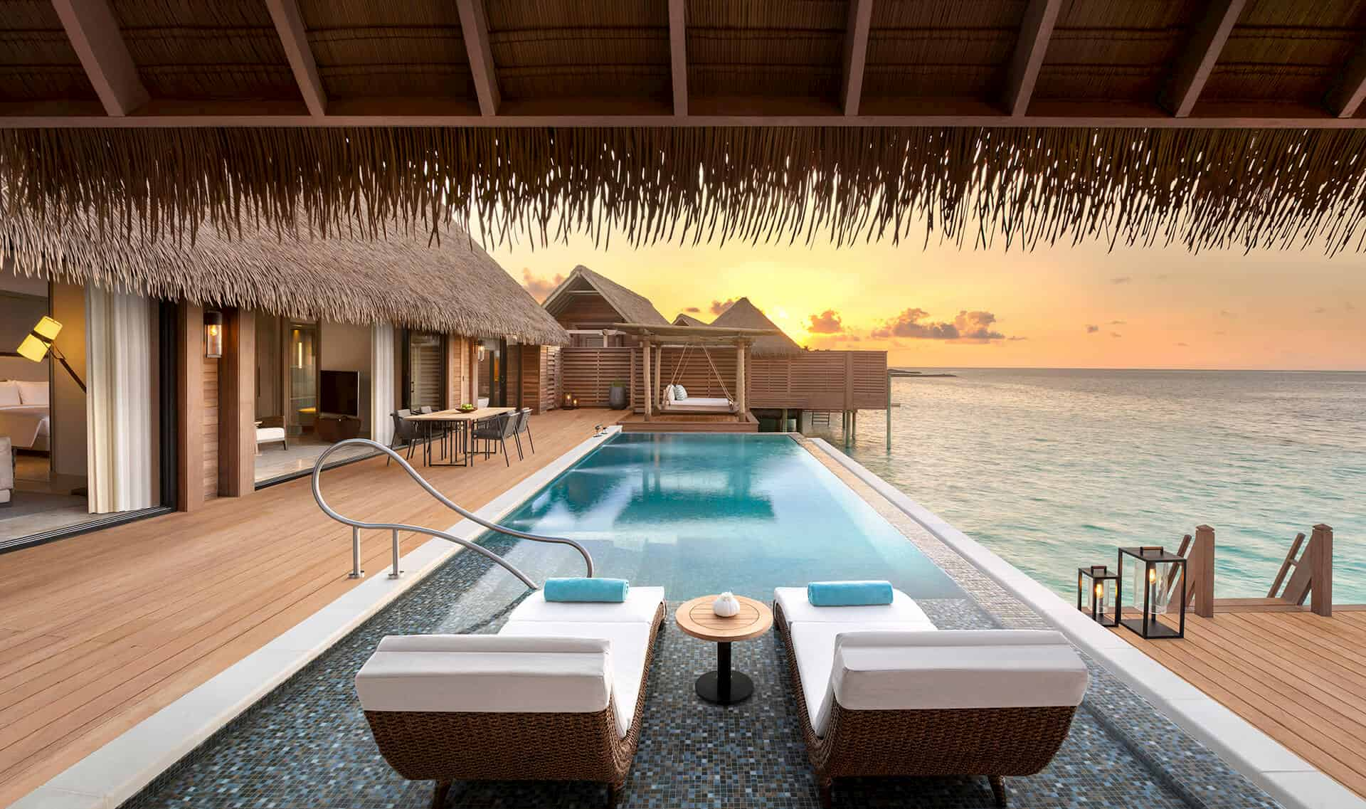 Resort Maldive Waldorf Astoria Maldives reef villa