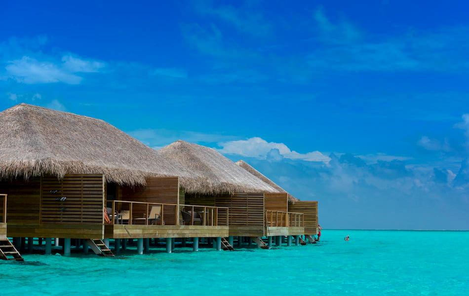 Resort Maldive Cocoon Maldive lagoon villa