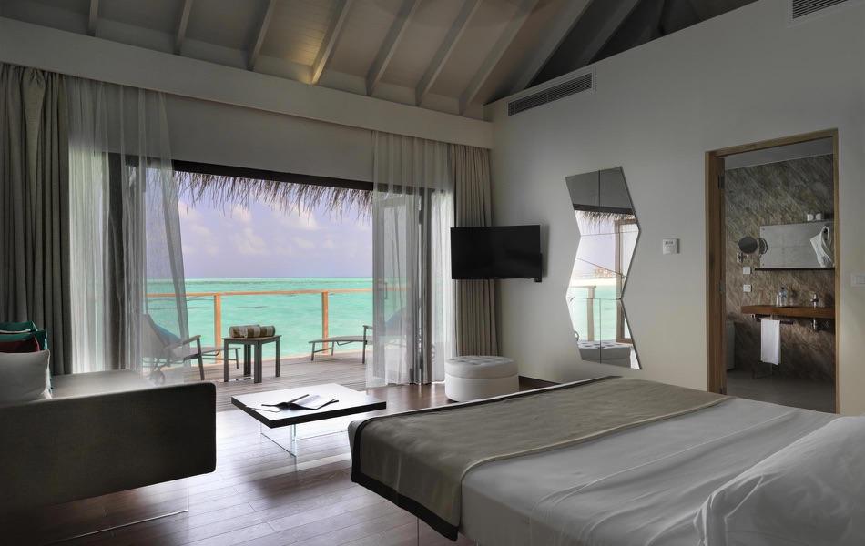 Resort Maldive Cocoon Maldive lagoon suite