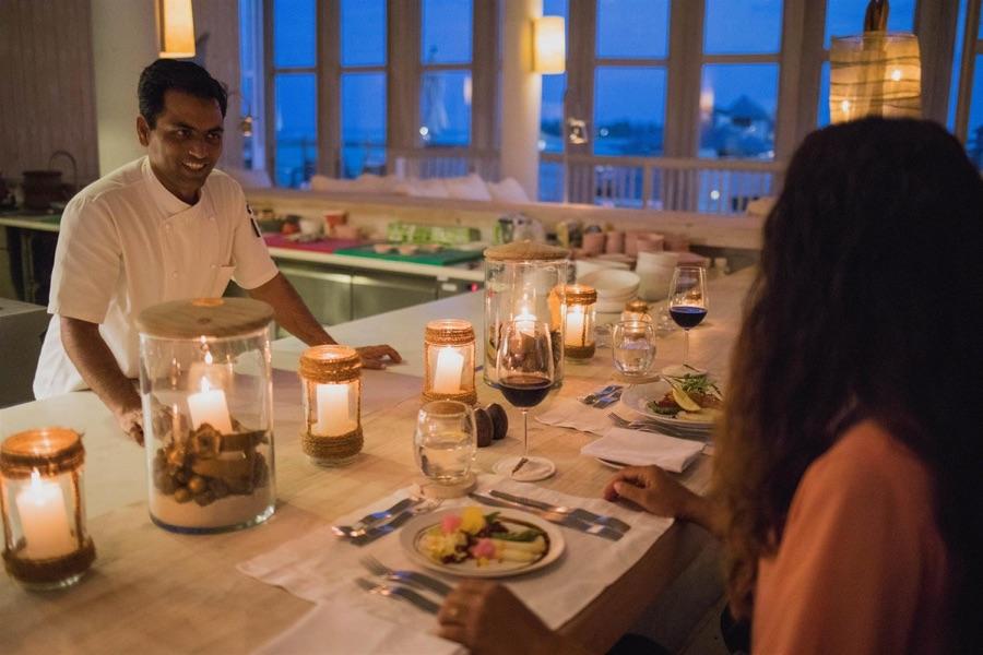 Resort Maldive Soneva Jani