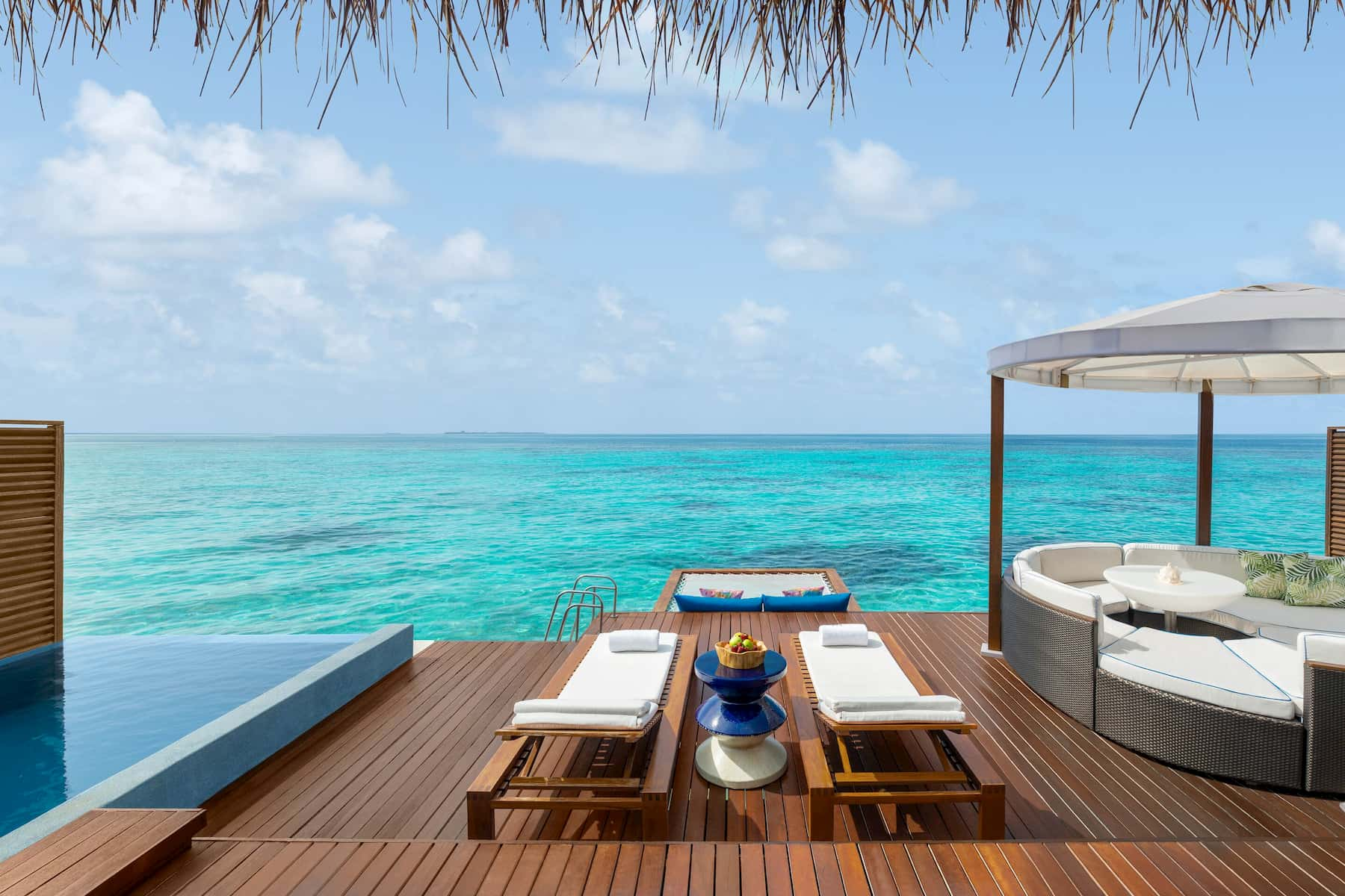 Resort Maldive W Maldives ocean escape