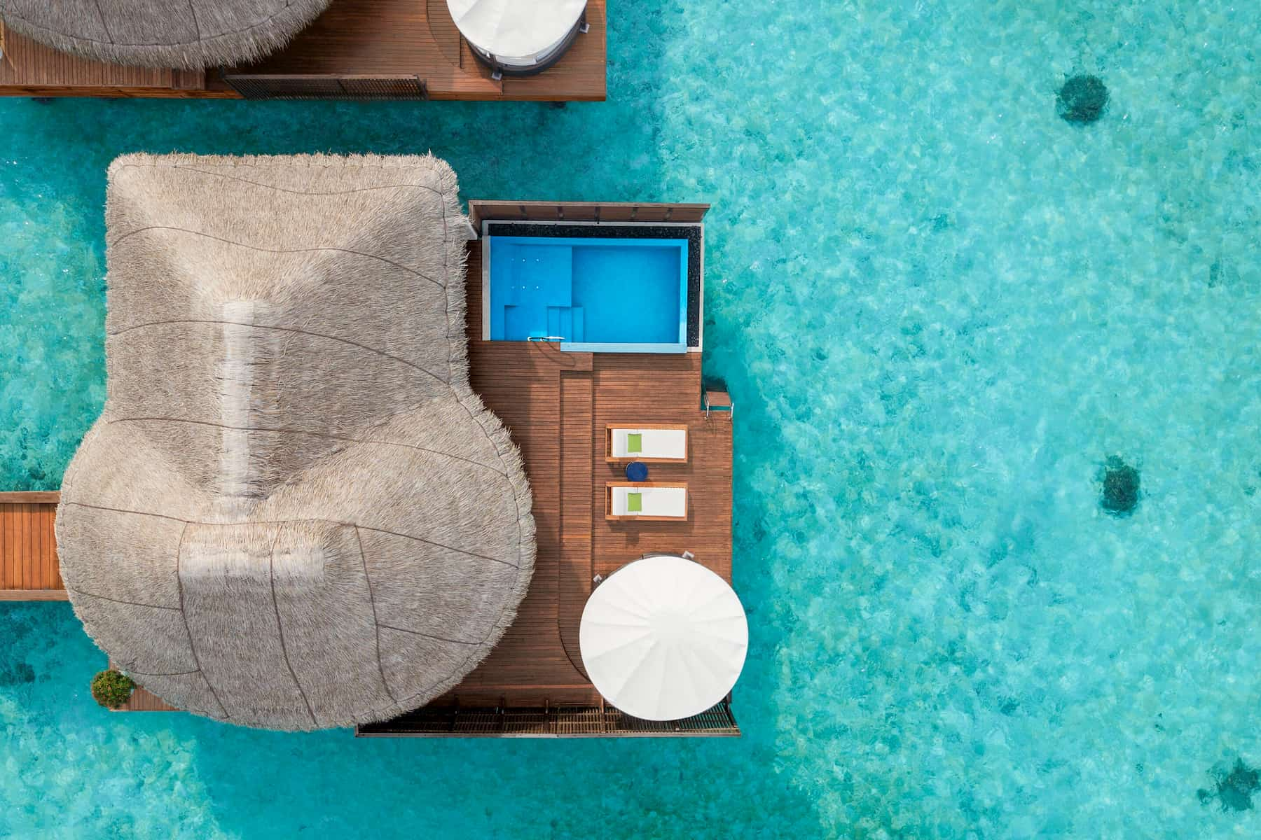 Resort Maldive W Maldives overwater oasis