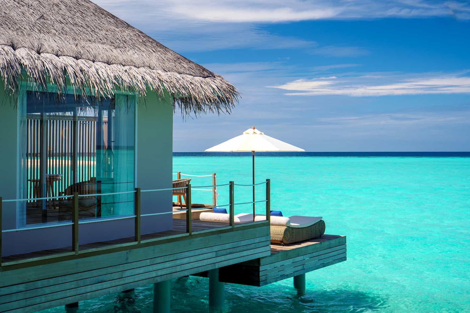 Resort Maldive Baglioni Resort water villa
