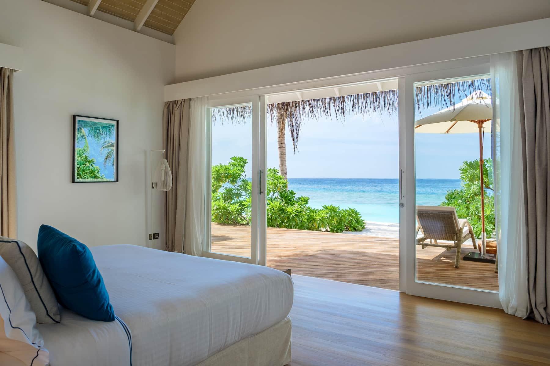 Resort Maldive Baglioni Resort Grand Beach Villa