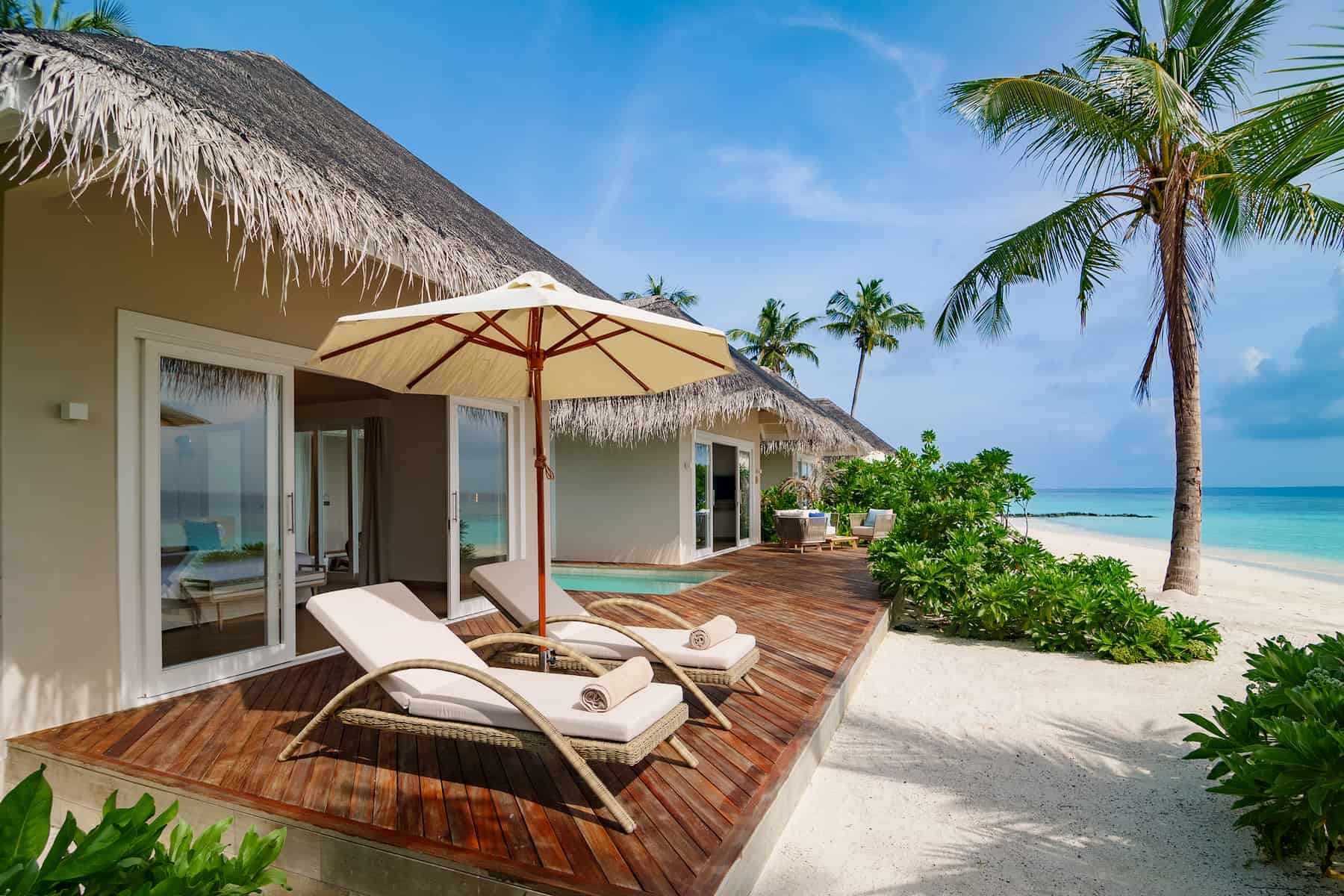 Resort Maldive Baglioni Resort Grand Beach Villa