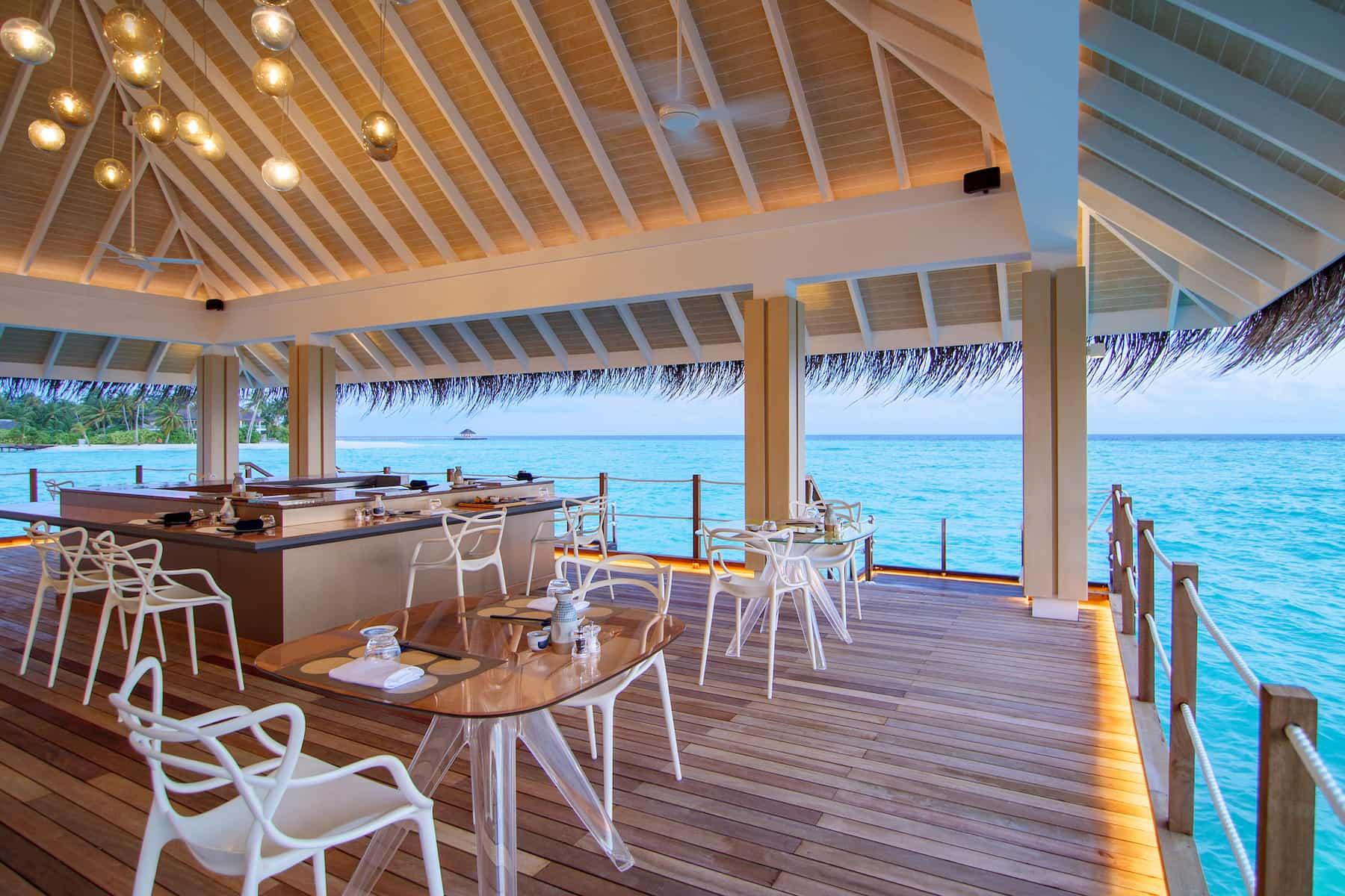 Resort Maldive Baglioni Resort