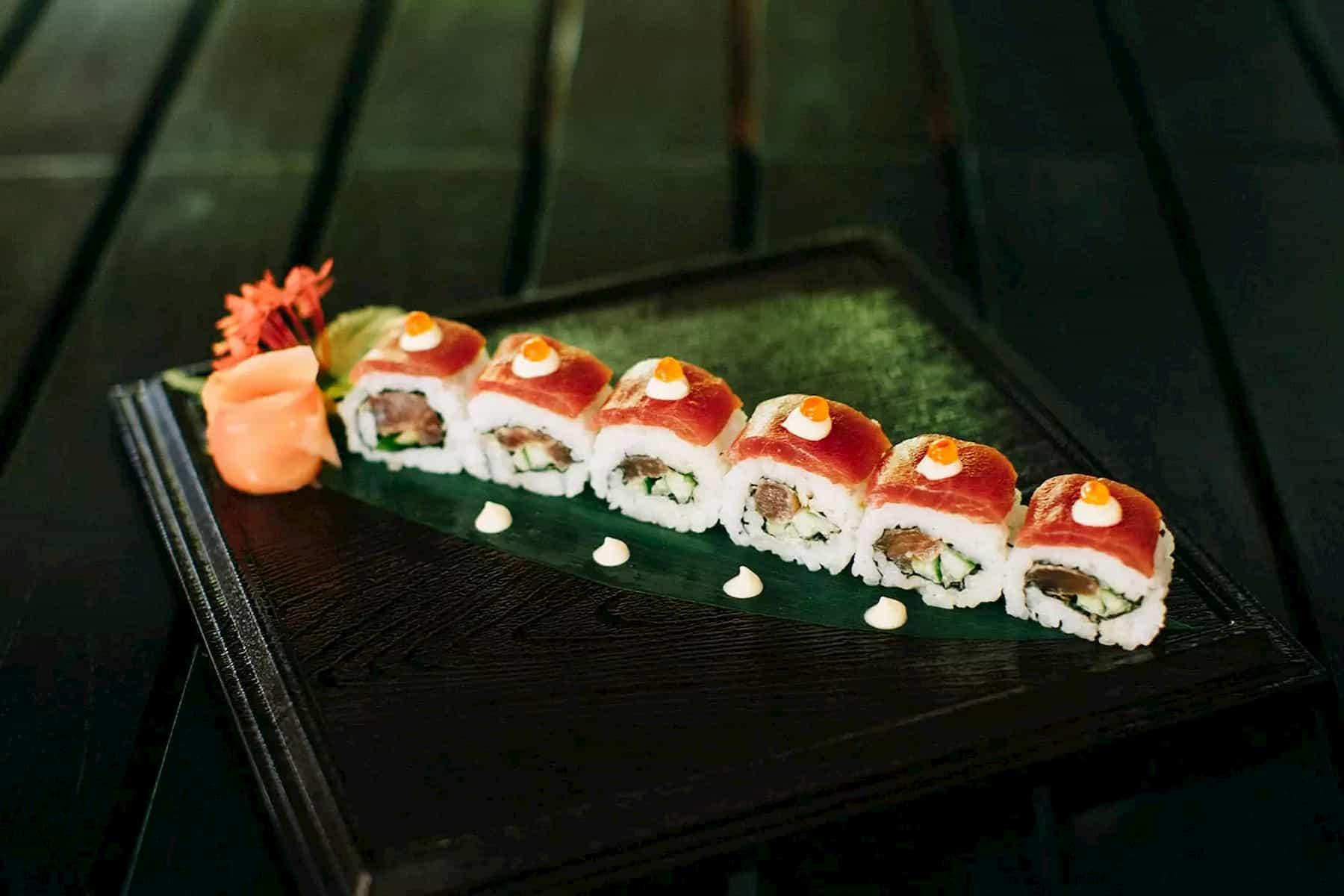 Anantara Veli Resort Maldive ristorante Origami cucina giapponese