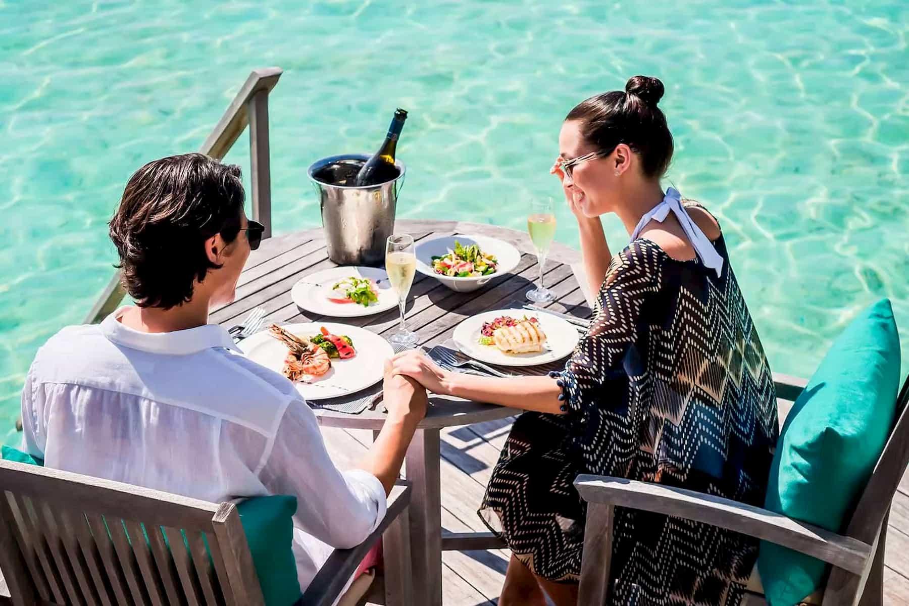 Anantara Veli Resort Maldive cena privata