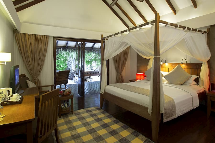 Resort Maldive Medhufushi Island Resort beach villa