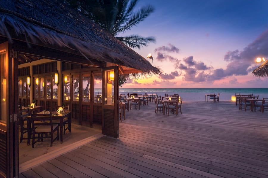 Resort Maldive Meer Island Resort & Spa The Malaan