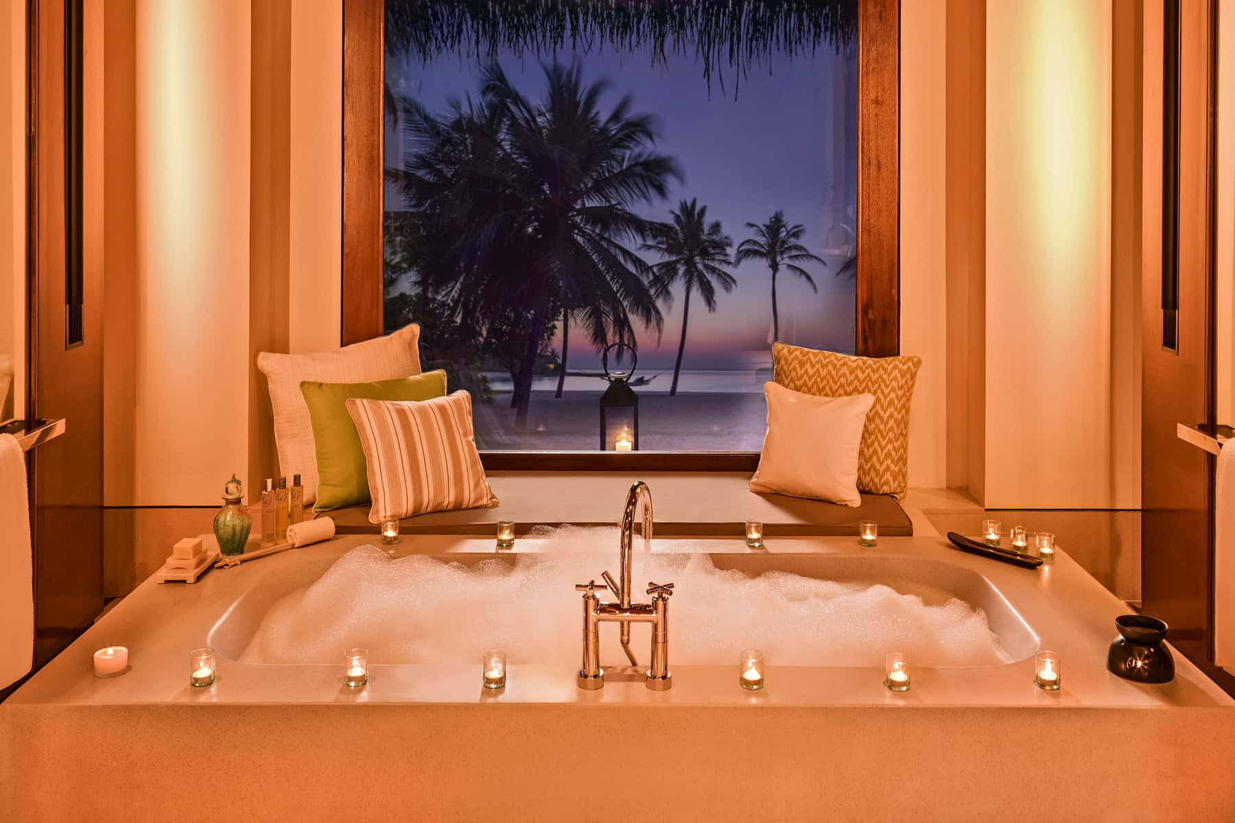 Resort Maldive One & Only Reehi Rah beach villa