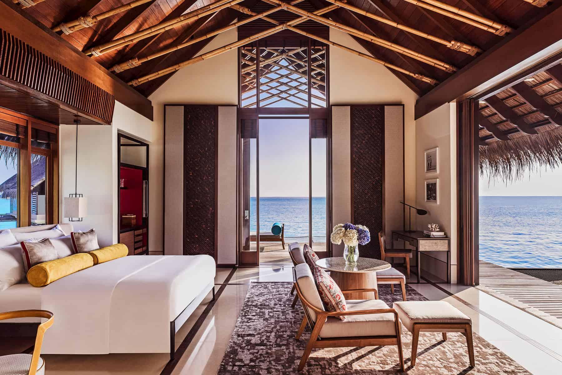 Resort Maldive One & Only Reehi Rah water villa