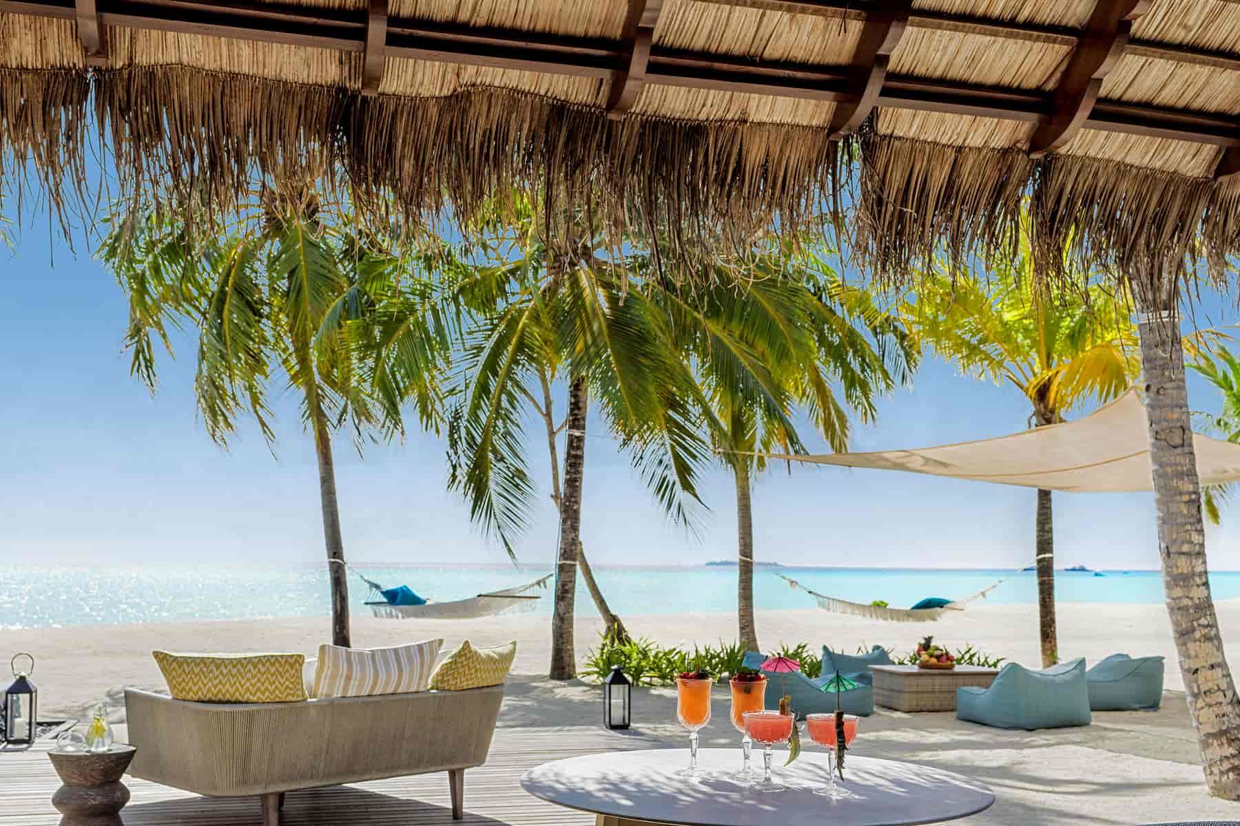 Resort Maldive One & Only Reehi Rah two villa residence