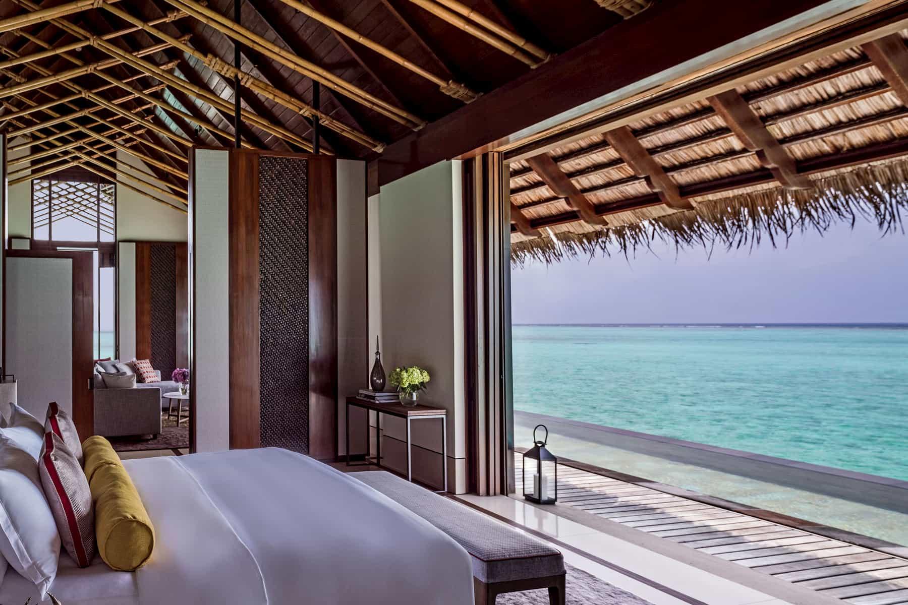 Resort Maldive One & Only Reehi Rah grand water villa with pool