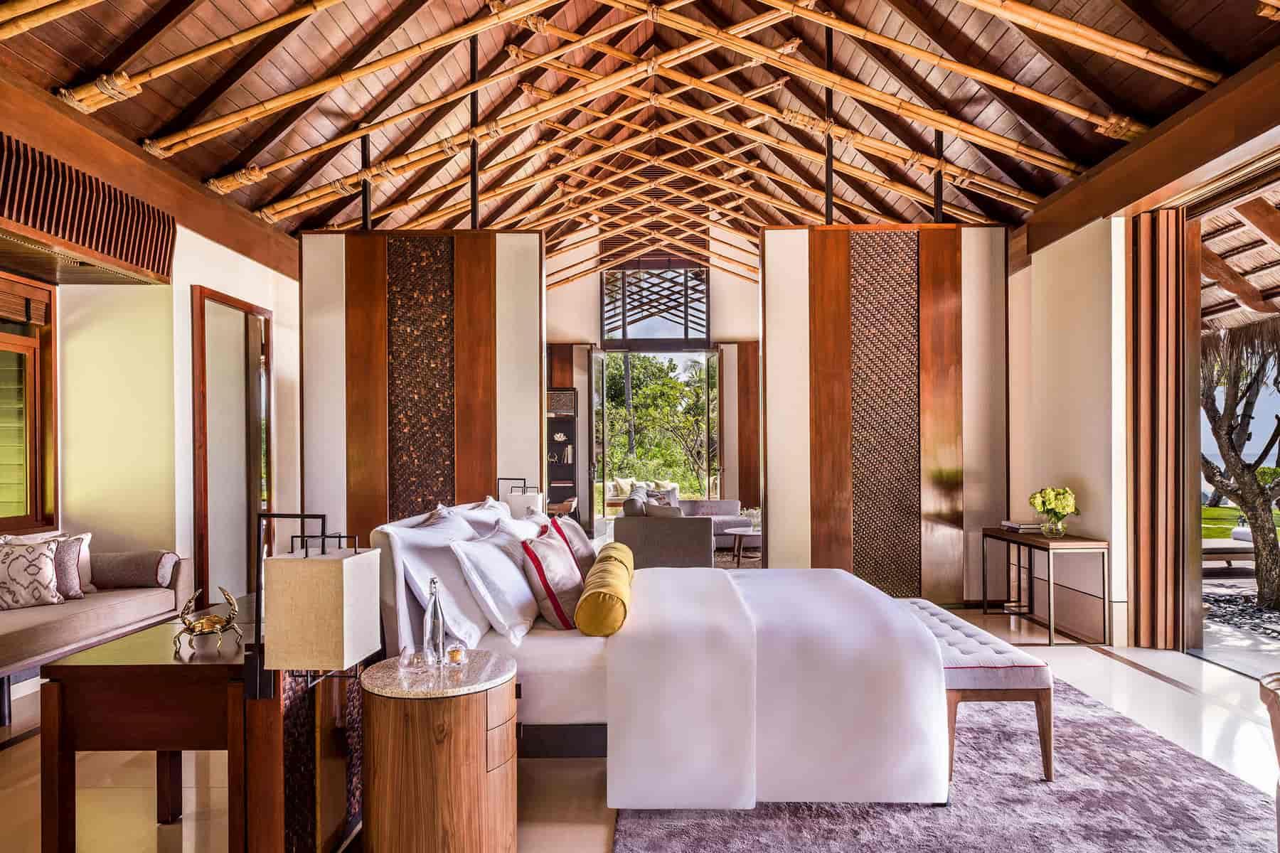 Resort Maldive One & Only Reehi Rah grand sunset residence