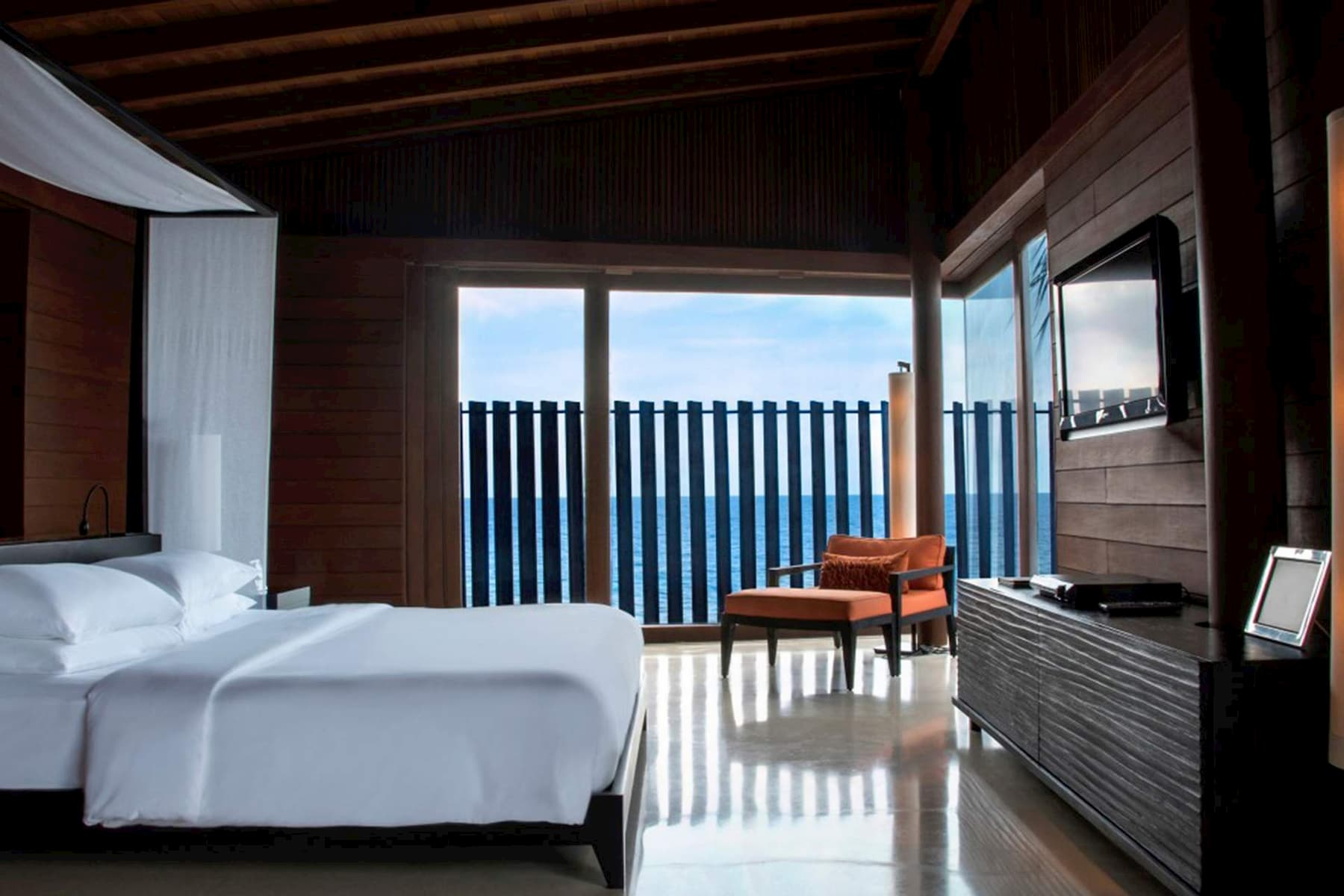 Resort Maldive Park Hyatt Maldives Hadahaa park water villa