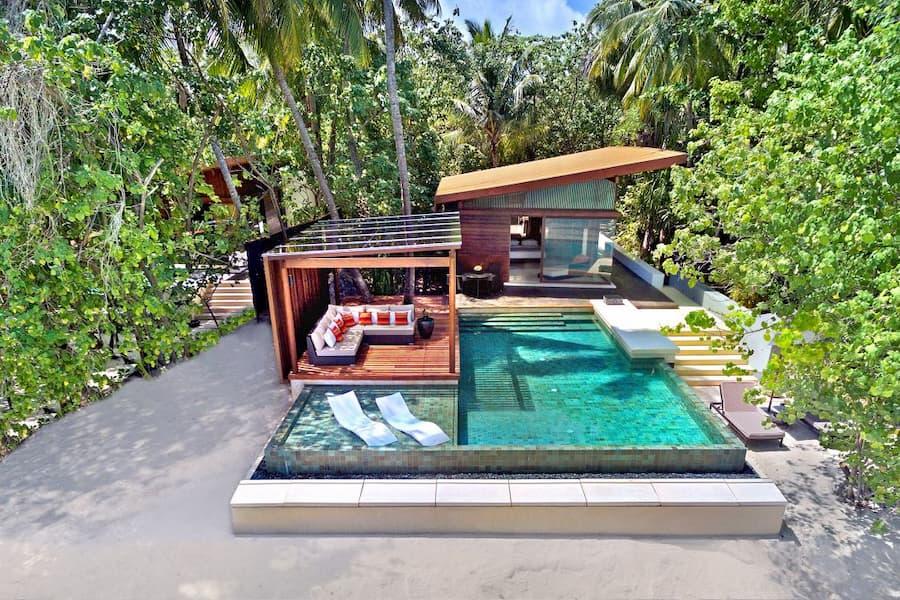Resort Maldive Park Hyatt Maldives Hadahaa deluxe park pool villa