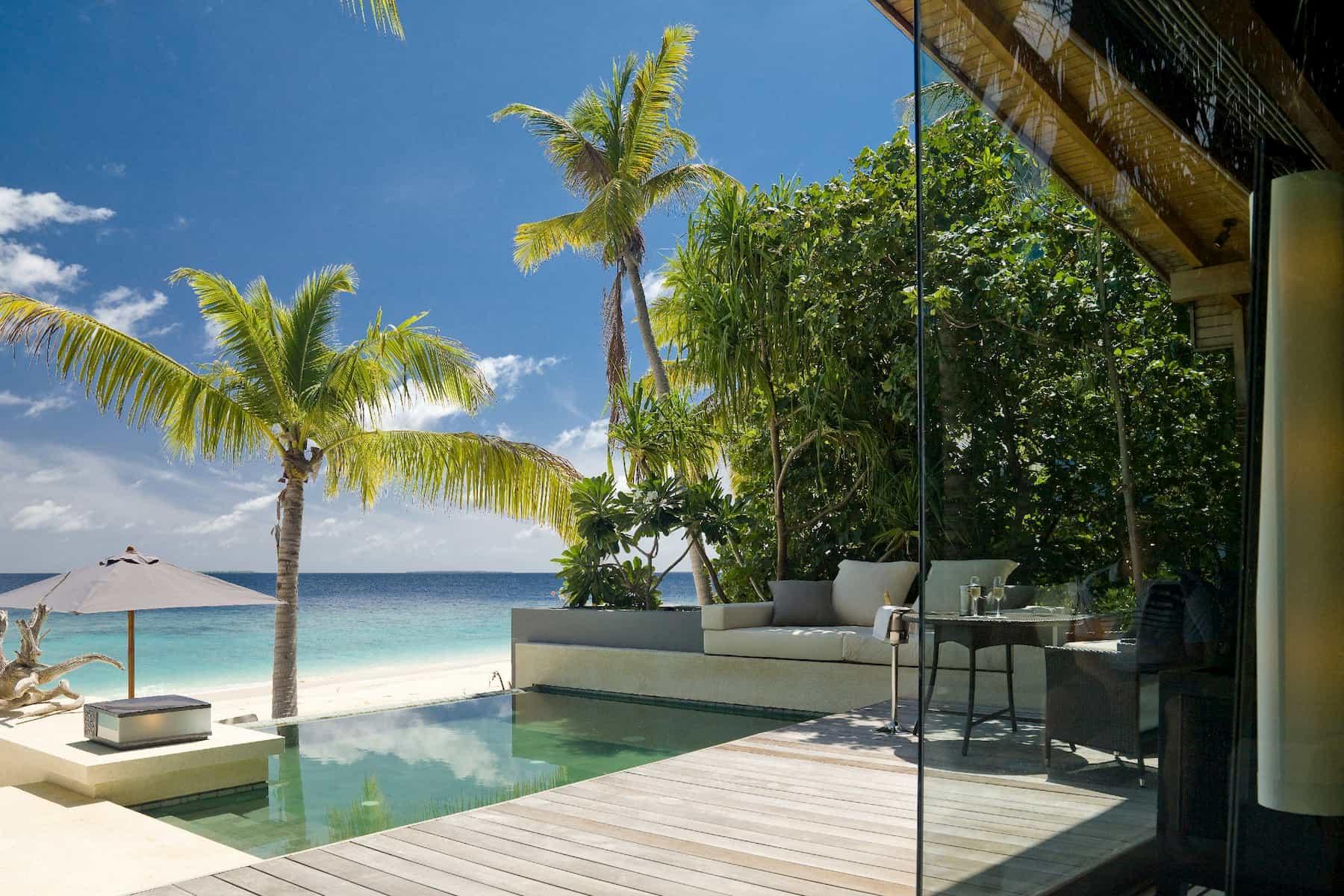 Resort Maldive Park Hyatt Maldives Hadahaa park pool villa