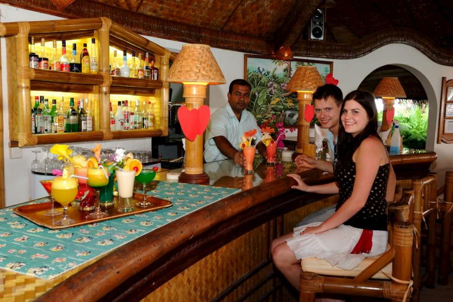 Resort Maldive Thulhagiri Island Resort & Spa main bar