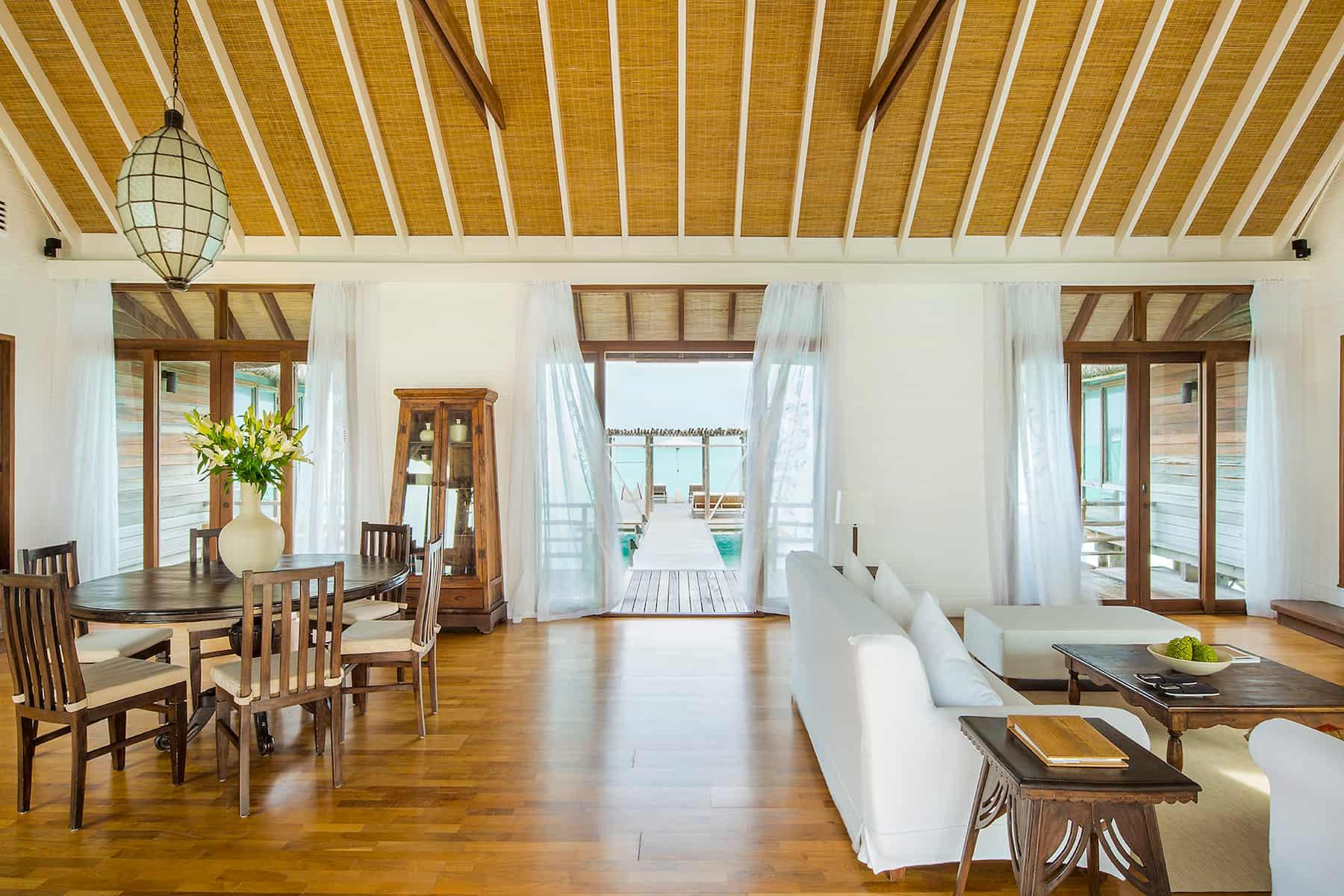 Resort Maldive Cocoa Island resort Maldive como villa