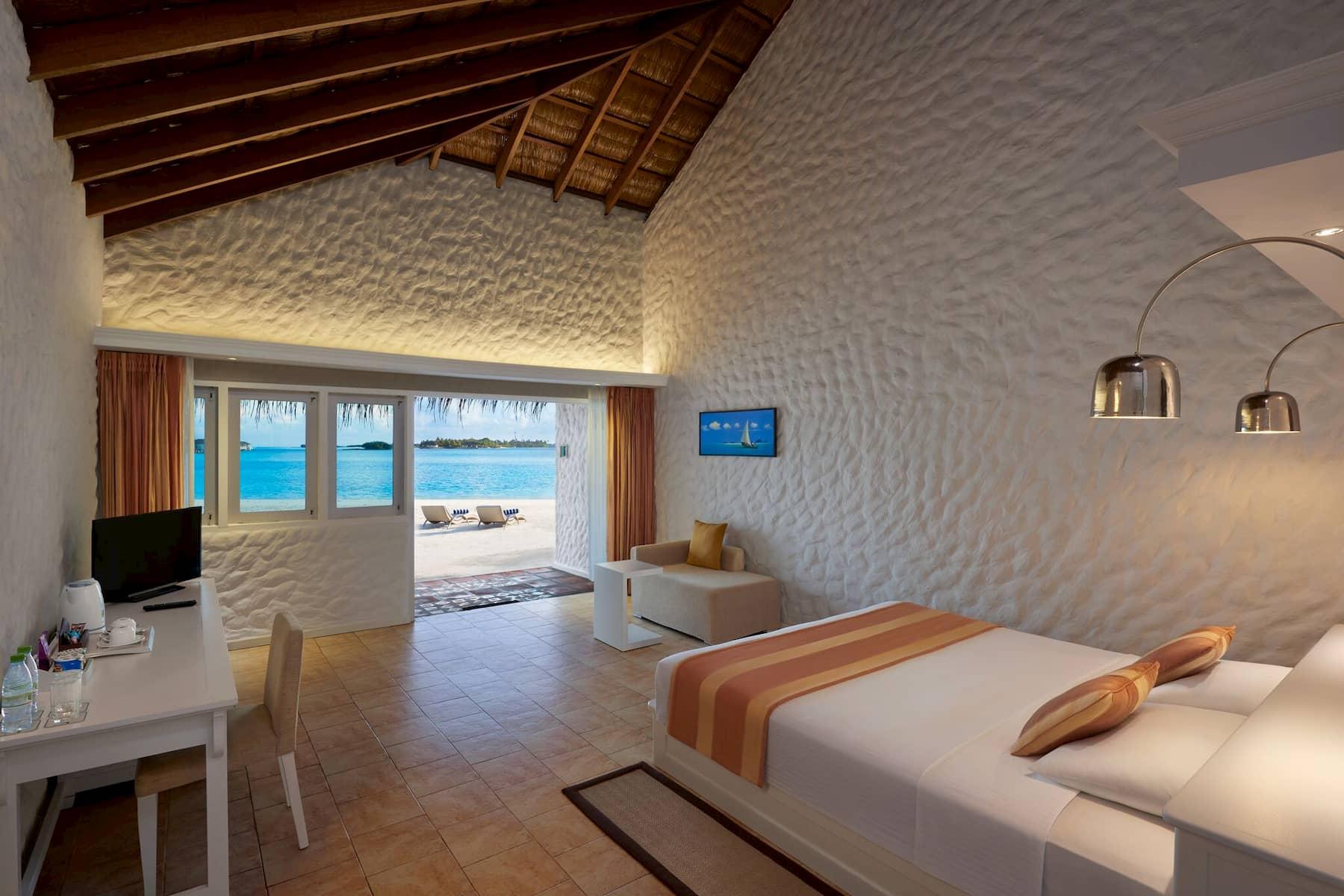 Resort Maldive Cinnamon Dhonveli garden bungalow