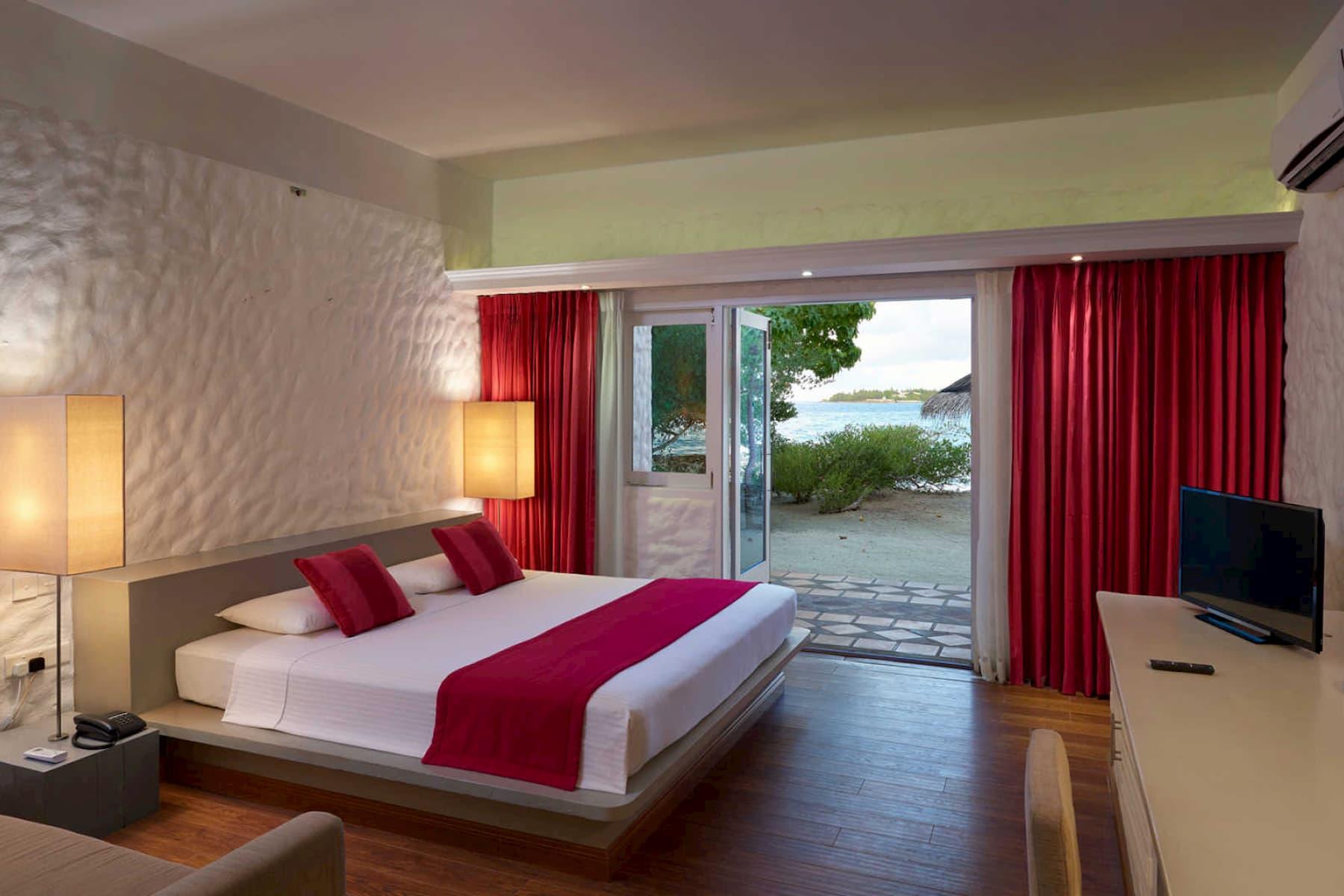 Resort Maldive Cinnamon Dhonveli superior room