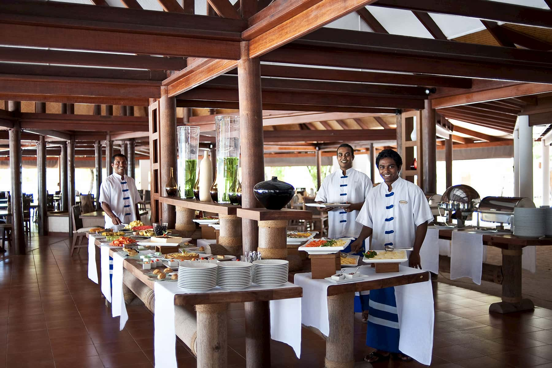 Resort Maldive Diamonds Athuruga ristorante Maakeyn