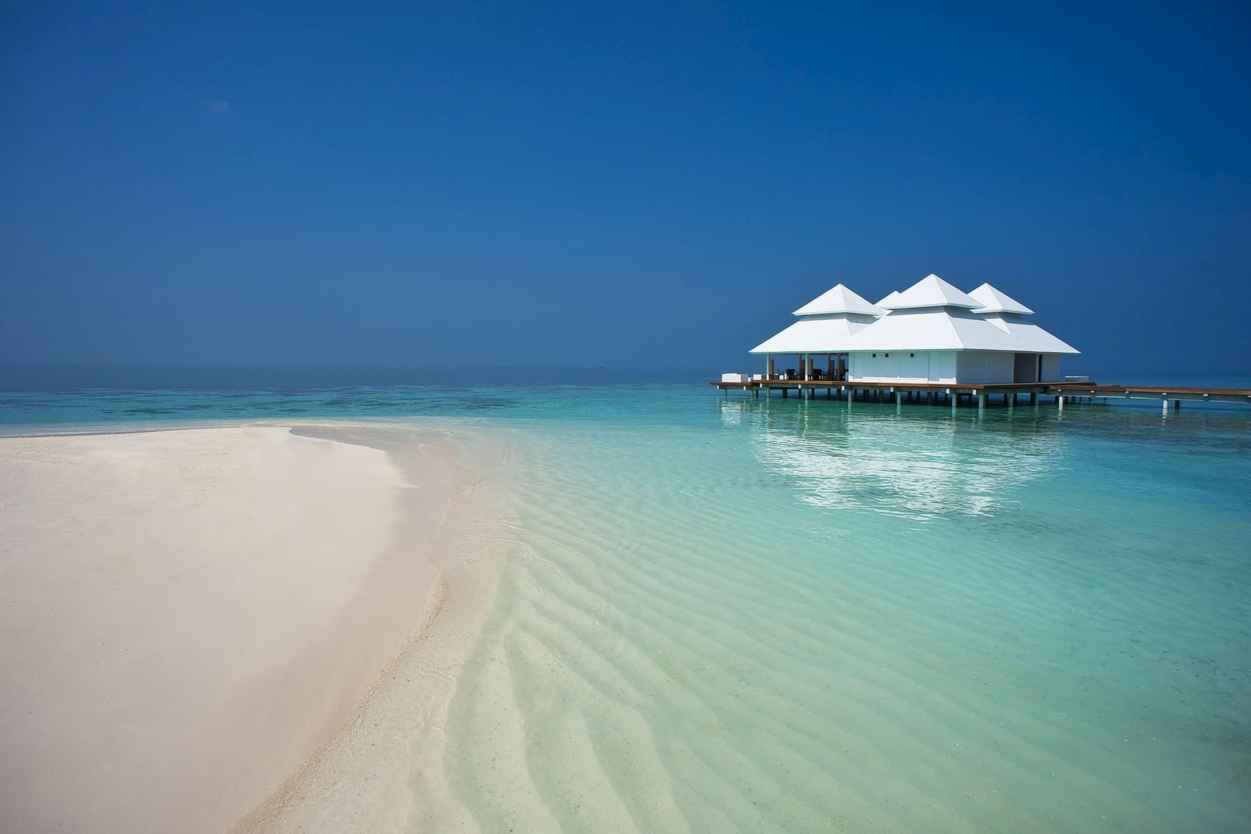 Resort Maldive Diamonds Athuruga ristorante Thari