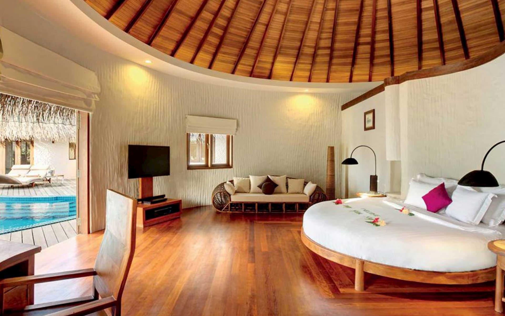 Resort Maldive Hideaway Beach Resort & Spa hideaway palace