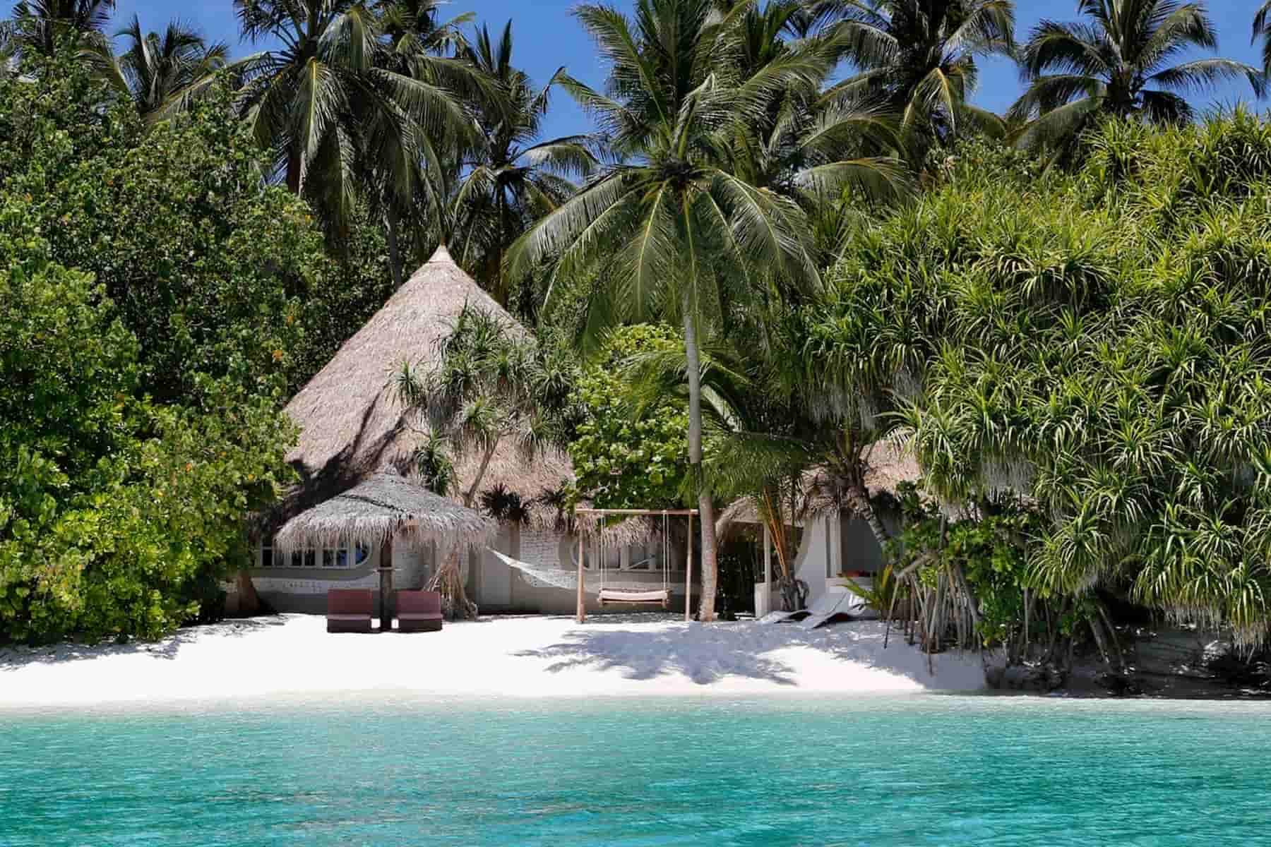 Resort Maldive Nika Island Beach Villa