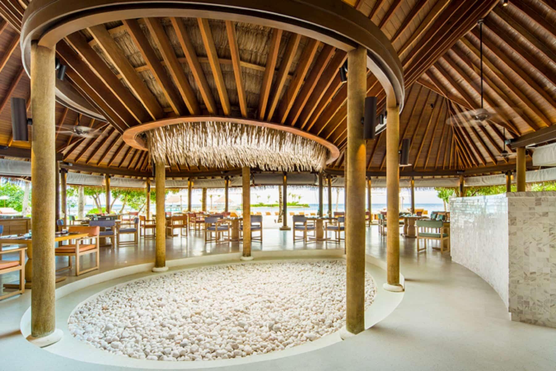 Resort Maldive Como Maalifushi ristorante Madi