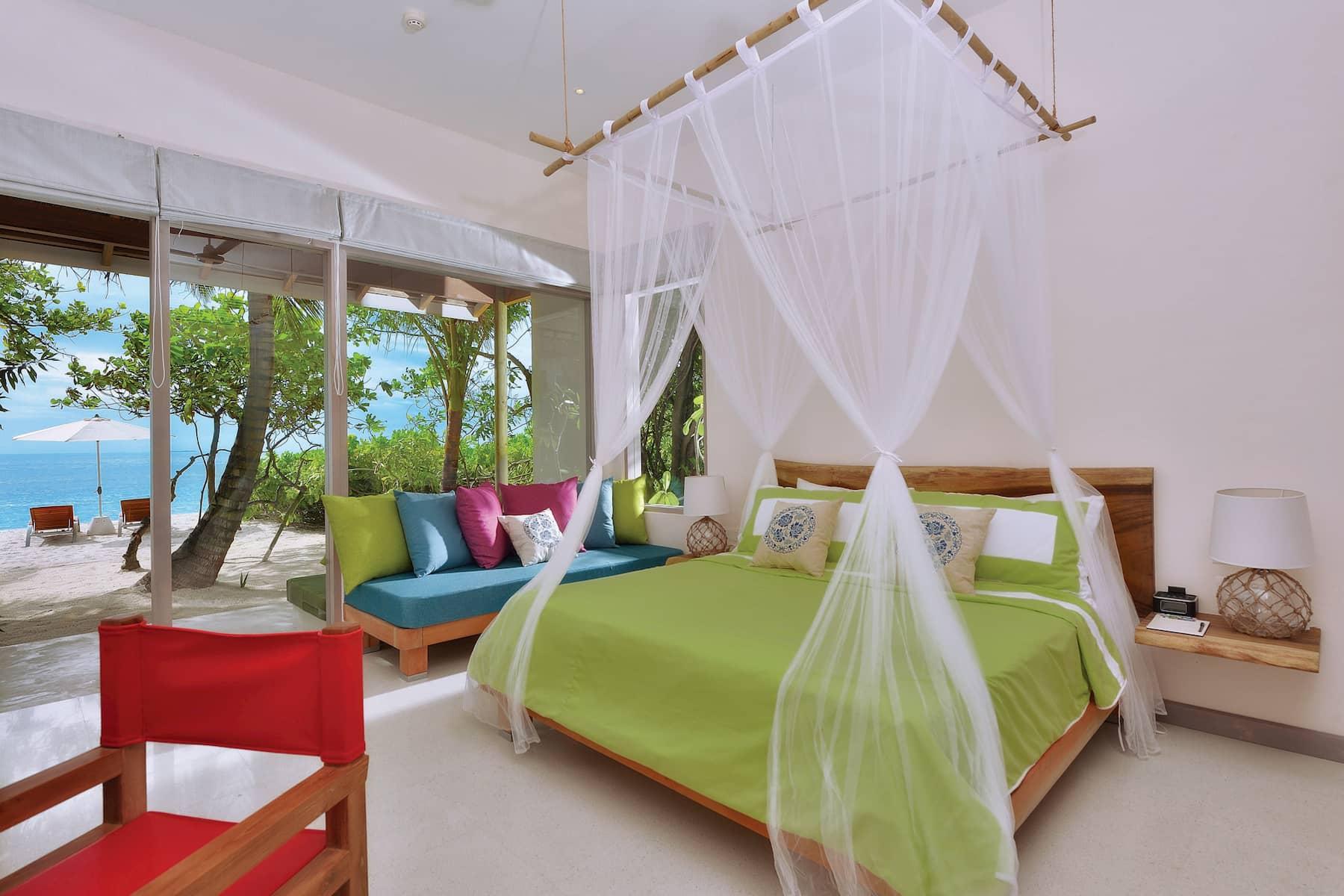Resort Oblu By Atmosdphere at Helengeli deluxe beach villa