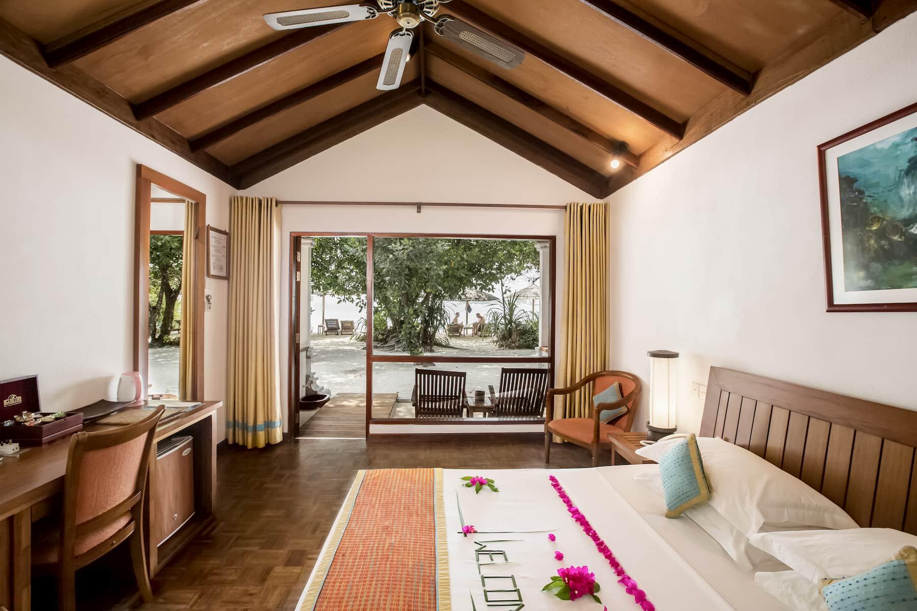 Resort Maldive Reethi Beach Resort Reethi villa
