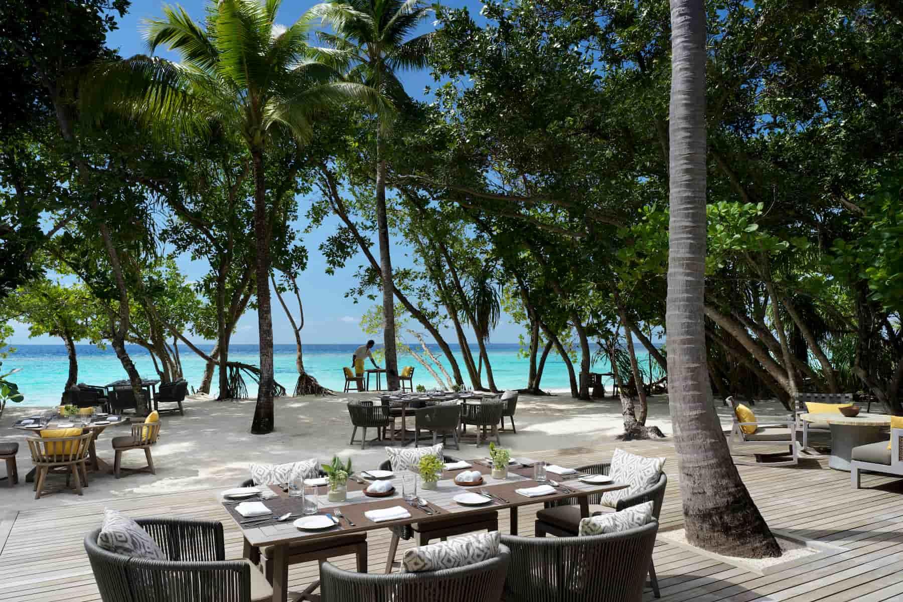 Resort Maldive VAkkaru Amaany Ristorante